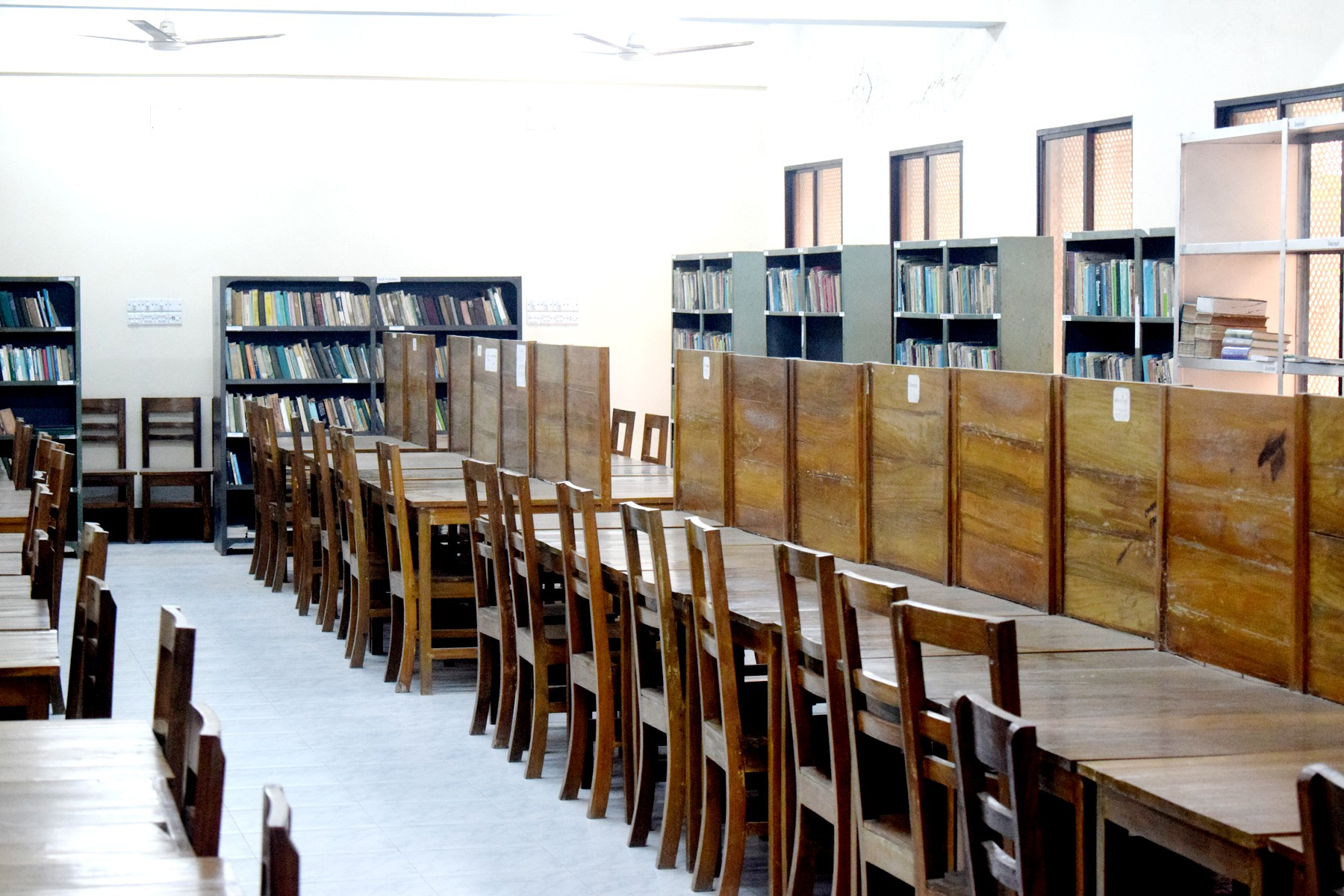 Reading Section